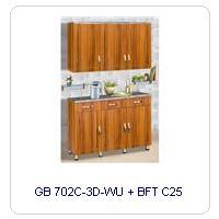 GB 702C-3D-WU + BFT C25